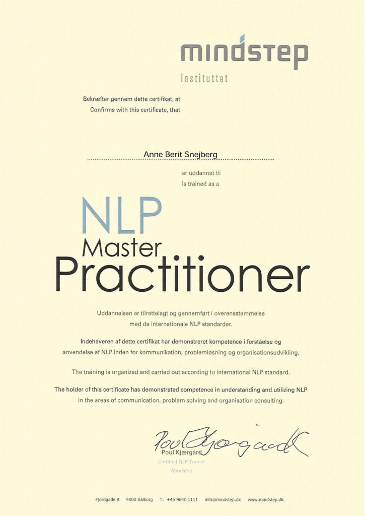 NLP coaching certifikat 2